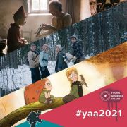 Plakat EFA Young Audience Award 2021